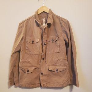 J. Crew cargo jacket